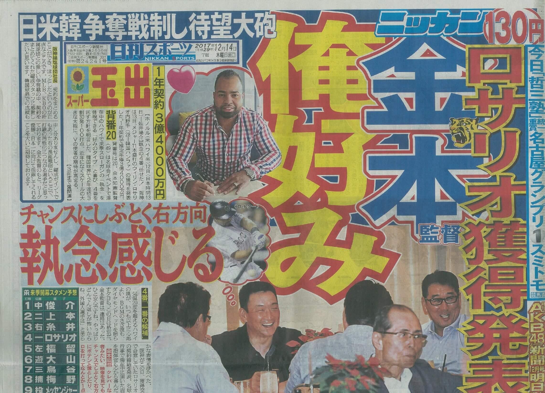 スポーツ 日刊